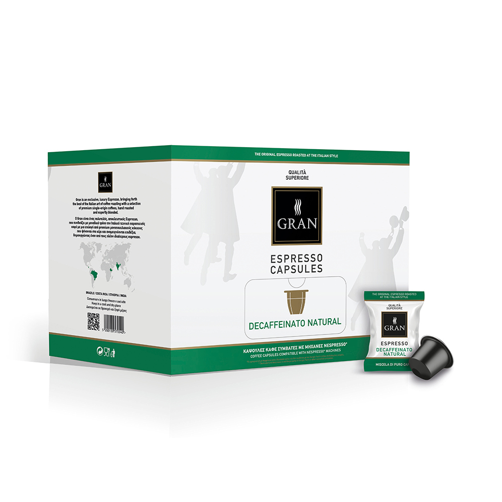 Gran_Espresso_Decaf_Capsule_Nespresso_GiorgioPietri_Box_100pcs