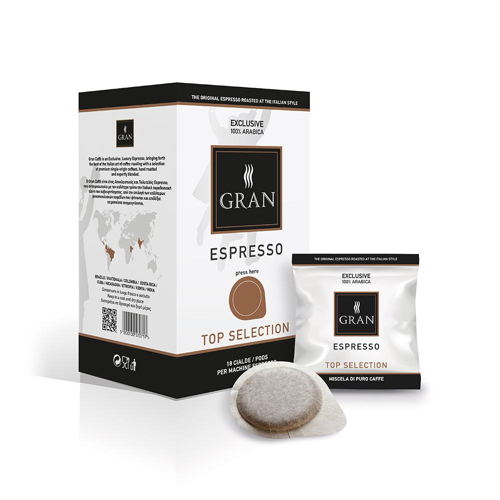 Gran_Espresso_TopSelection_Pods_Ese_GiorgioPietri_Box_18pcs