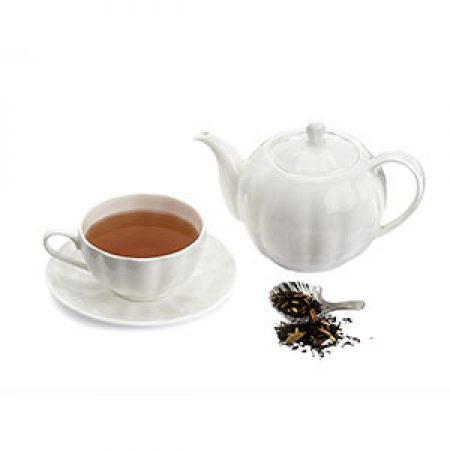 China teapot La Via del Tè